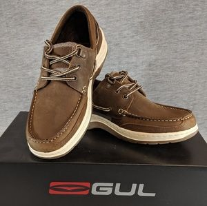 GUL Falmouth Leather Deck Shoes